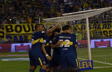 Boca Juniors se impuso 2-0 ante Colón y sigue siendo líder de la Superliga