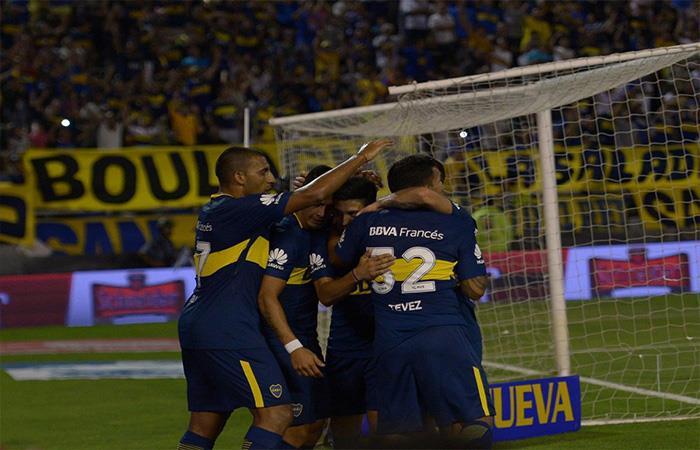 Boca sigue siendo líder de la Superliga (Foto: Twitter)