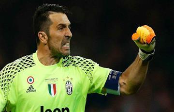 Gianlugi Buffon cerca de renovar con la Juventus