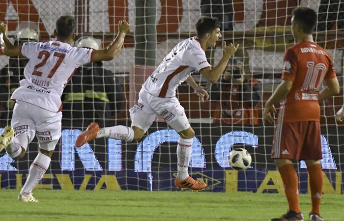 River Plate no pudo ante Huracán (Foto: Twitter)