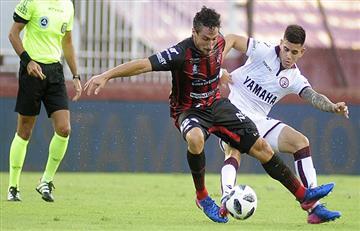 Lanús igualó 1-1 ante Patronato por la fecha 13 de la Superliga