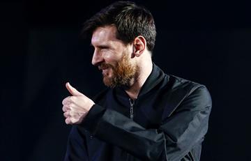 Lionel Messi asegura que no tiene ningún problema con la rotación del Barcelona