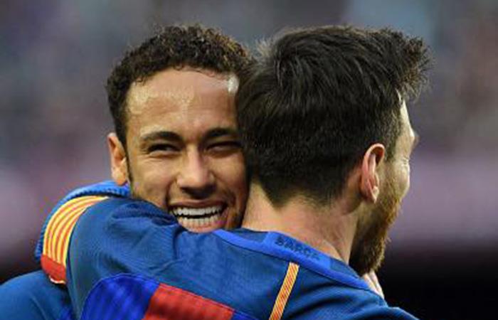 Lionel Messi y Neymar durante cuatro años formaron dupla en el Barcelona. Foto: Facebook