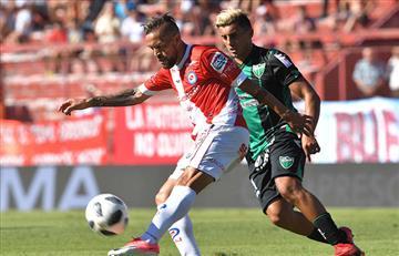 Argentinos Jrs apunta a la Copa Sudamericana
