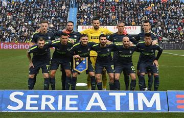 Inter de Milán con Mauro Icardi no pudo ante el SPAL