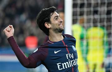 Javier Pastore seduce al Inter de Milán