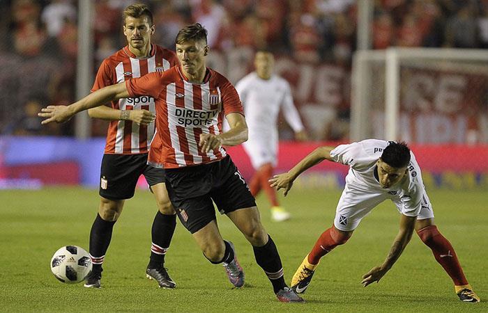Estudiantes derrotó 2-1 a Independiente. Foto: Twitter