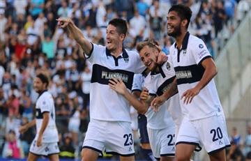 Gimnasia (LP) se impuso ante Rosario Centra por fecha 13 de la Superliga