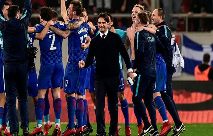 La Selección de Croacia quiere hacer historia en el Mundial. (AFP)