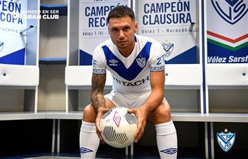 Mauro Zárate ya tiene fecha para su debut con Velez