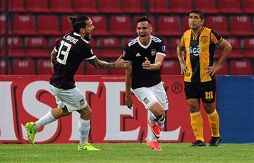 Carabobo dio el batacazo y le ganó 1-0 a Guaraní de Saja por la Copa Libertadores