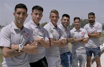Independiente presentó a sus refuerzos en conferencia de prensa