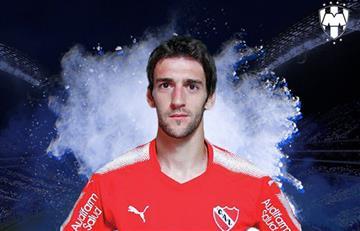 Lucas Albertengo ya es jugador de Monterrey