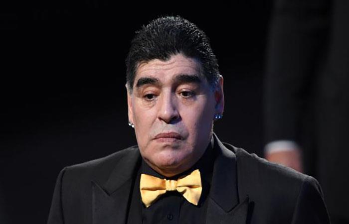 Diego Armando Maradona. (FOTO: AFP)
