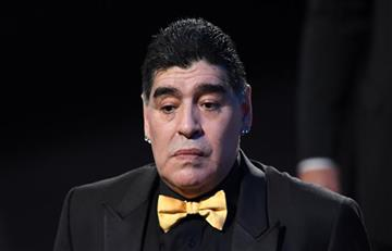 Niegan la visa a Diego Maradona por burlarse de Donald Trump