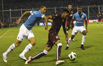 Belgrano y Lanús no se hicieron daño