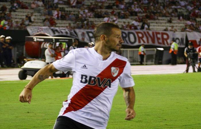 Rodrigo Mora. Foto: Twitter