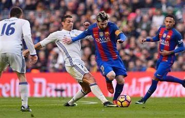 """Es más difícil defender a Messi que a Cristiano Ronaldo"""