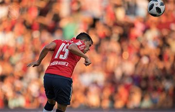 Independiente: CONMEBOL ratificó la sanción para Diego Rodríguez