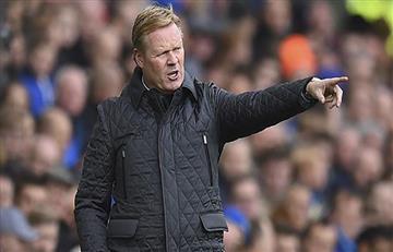 Ronald Koeman es el nuevo técnico de Holanda