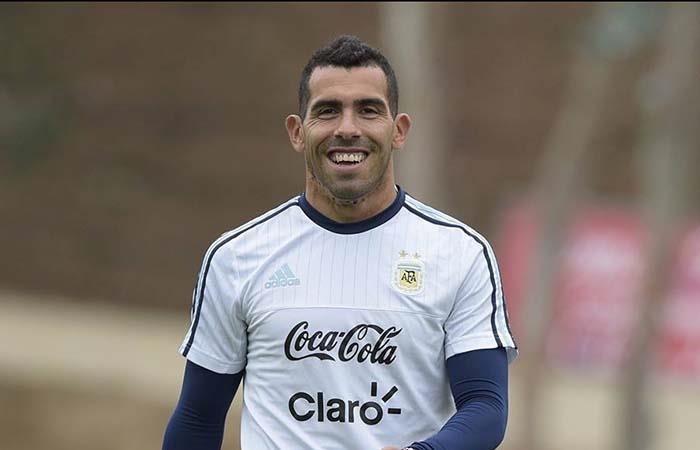 Carlos Tevez opinó sobre la lista que tiene que tener Sampaoli previa al Mundial (Foto: Facebook)