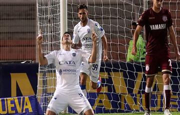 Godoy Cruz ganó el partido suspendido por la fecha 10 de la Superliga