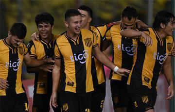 Guaraní se impuso ante Carabobo y está a un paso de estar en el grupo de Boca