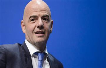 Gianni Infantino confía que el VAR se usará en el Mundial