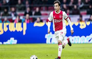 Nicolás Tagliafico, el guerrero del Ajax