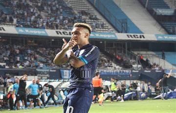 Racing busca a ex goleador de Boca para reemplazar a Lautaro Martínez