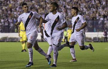 Vasco da Gama avanza a la siguiente fase de la Copa Libertadores