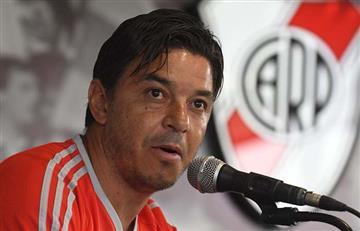 """Marcelo Gallardo: """"No me caso con ningún jugador"""""""