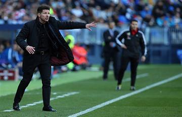 Diego Simeone alcanzó 150 triunfos con el Atlético de Madrid
