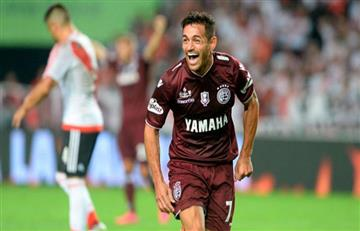 "Lautaro Acosta: ""El VAR nos favoreció ante River"""