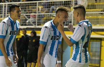 Racing logró su segunda victoria consecutiva ante Olimpo en Bahía Blanca