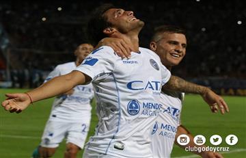 Belgrano pone la igualdad 1-1 ante Godoy Cruz EN VIVO ONLINE por la Superliga