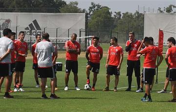 Marcelo Gallardo ya tendría el equipo para enfrentar a Lanús con dos novedades