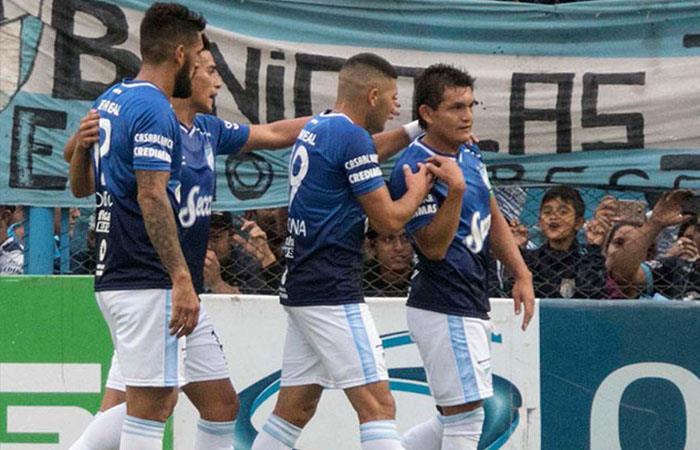 Atlético Tucumán y un triunfo sufrido ante San Martín de San Juan