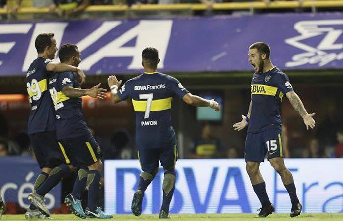 Boca se medirá ante Barcelona en agosto próximo por la copa Joan Gamper. Foto: Twitter