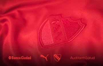 Independiente estrenará nueva camiseta ante Gremio