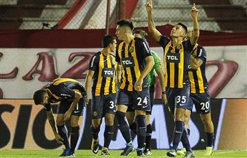 Rosario Central se impuso ante Huracán en un encuentro con muchos goles
