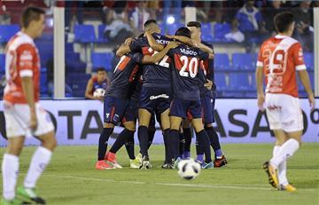 Tigre rugió ante Argentinos Juniors y consiguió un importante triunfo
