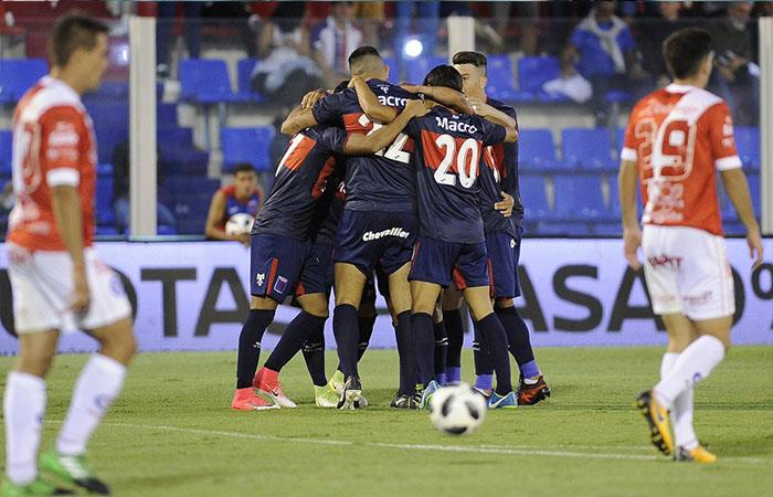 Tigre se impuso 2-0 ante Argentinos Juniors (Foto: Twitter)