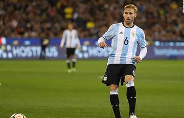 "Lucas Biglia: ""Argentina no es candidata para ganar el Mundial"""