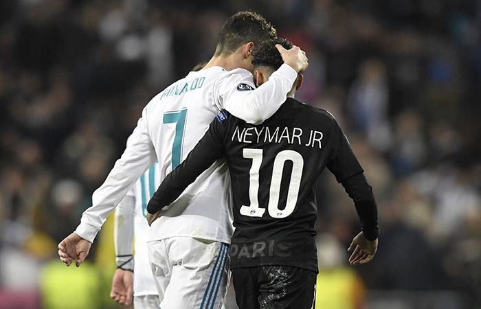 Real Madrid y PSG se enfrentan en el partido de la fecha. (AFP)