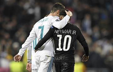 Real Madrid derrotó al PSG 3-1 con doblete de Cristiano Ronaldo