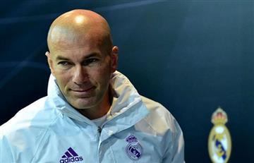 """Zinedine Zidane: """"Nosotros vivimos para jugar estos partidos"""""""