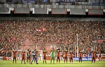Independiente: El espectacular recibimiento que tuvo el 'Rojo'
