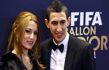 La crítica de la mujer de Ángel Di María contra el entrenador del PSG