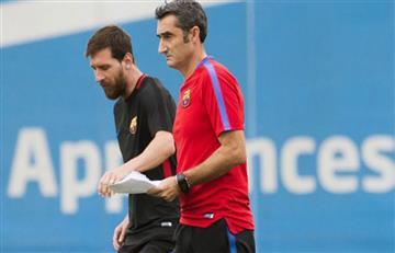 Lionel Messi tendrá más descansos de los habituales en el Barcelona